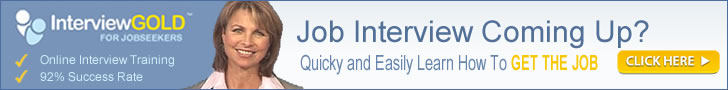 Get the job you want with InterviewGOLD
